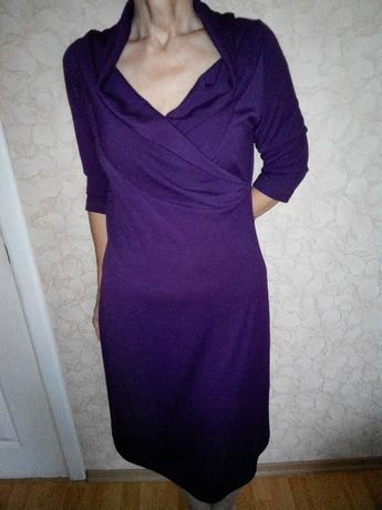 Платье трикотажное kamelia