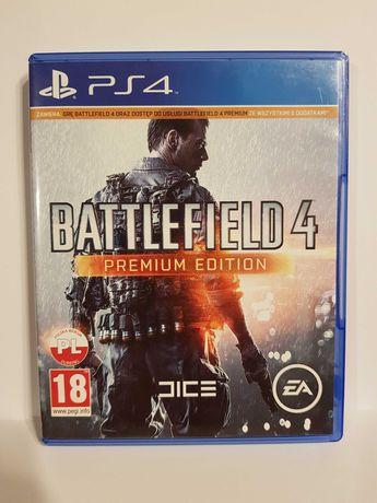 Battlefield 4 PS4 PL