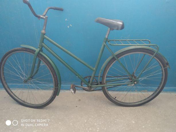Отличный, надёжный велосипед