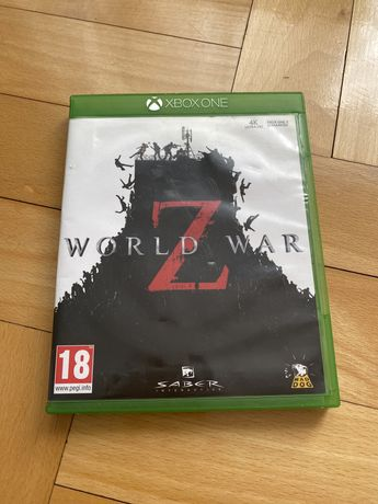 World War Z gra na xbox one