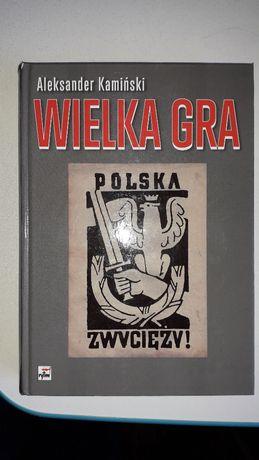 Wielka gra Aleksander Kamiński