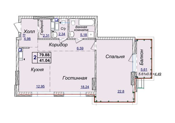 продажа 80м2 без ремонта Драгомирова Новопечерские Липки