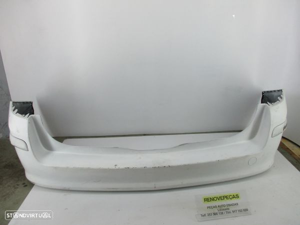 Para Choques De Trás Opel Astra H Combi (A04)