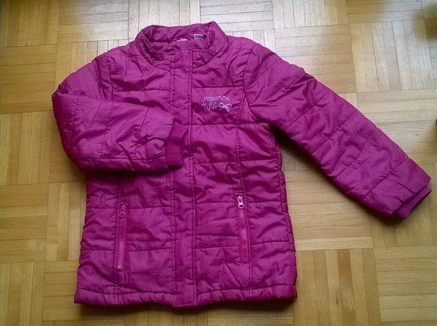 kurtka wiosenna dla dziewczynki 134 cm