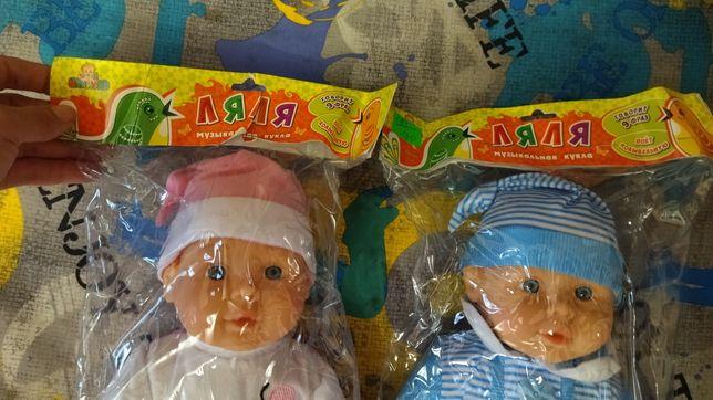 Кукла, пупс новые