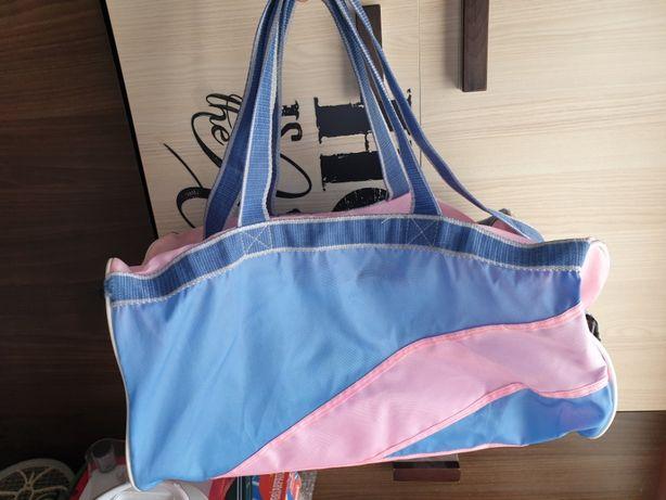 torba Sportowa , Podróżna bagaż Siłownia na Siłownie Jak Nowa Pojemna