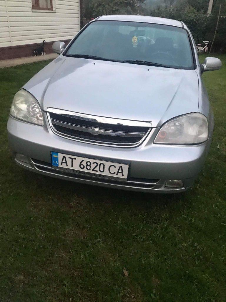 Chevrolet Lacceti CDX