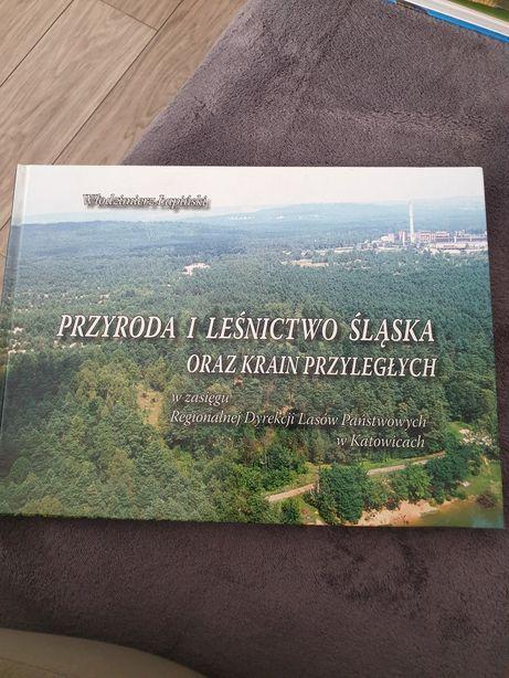 Przyroda i leśnictwo Śląska oraz krain przyległych W. Łapiński