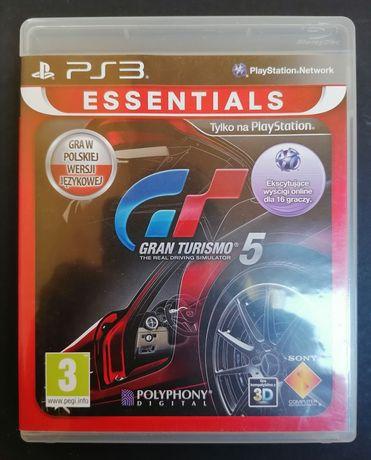 Gra Gran Turismo 5 PS3