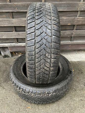 Opony Dunlop Winter Sport 5 SUV, 235/65/17