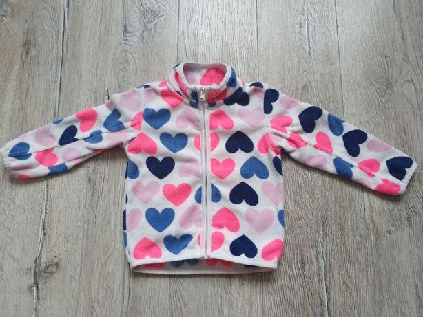 Bluza polarowa Cool Club rozmiar 86
