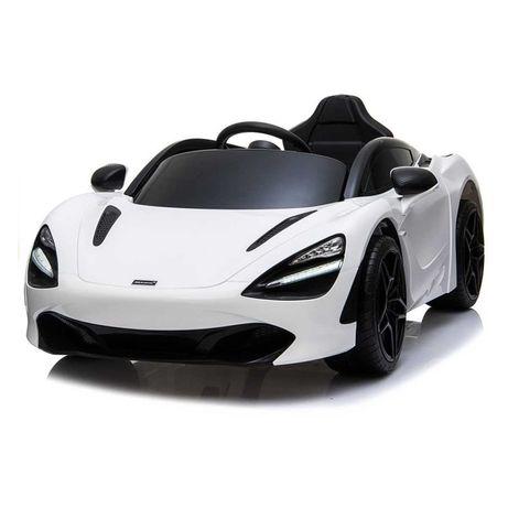 Carro Elétrico McLaren 720S 12V Branco ou Preto