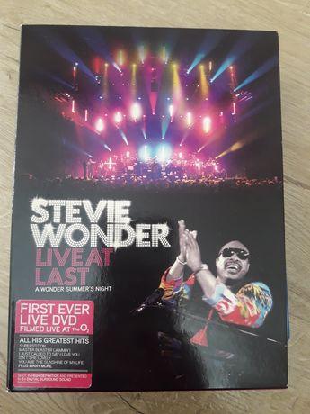 "DVD Stevie Wonder ""Live At Last"""