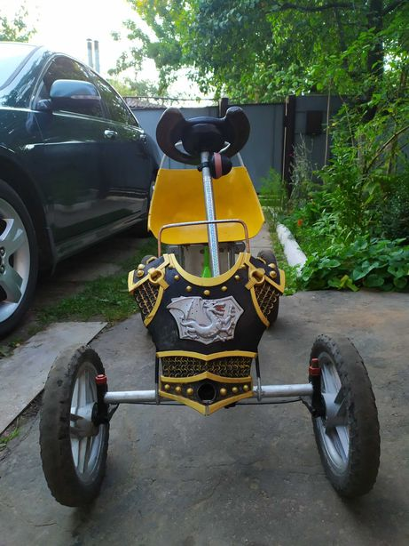 Веломобиль детская машина