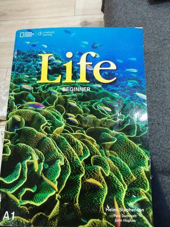 Książka angielski Life Beginner