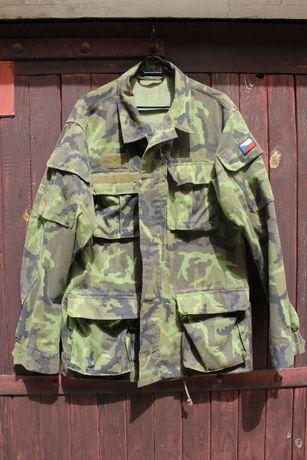 kurtka wojskowa czechy