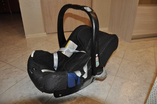Fotelik Britax ROMER BABY-SAFE PLUS SHR II 0-13 kg z bazą ISOFIX