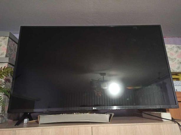 """Telewizor LG 43"""" w całości na części"""