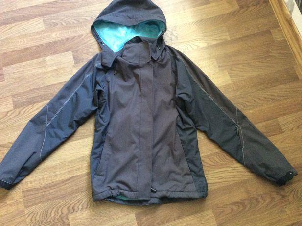 Куртка ветровка курточка штормовка Adidas женская размер s