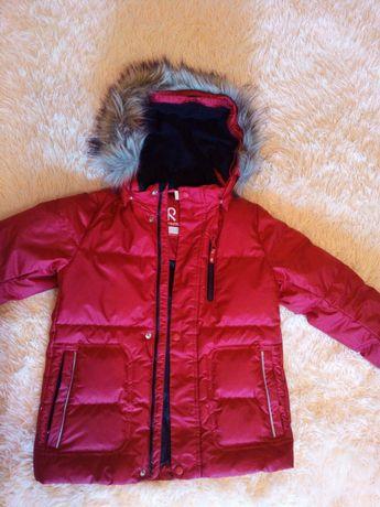 Куртка демисезонная для девочки 8-10 лет