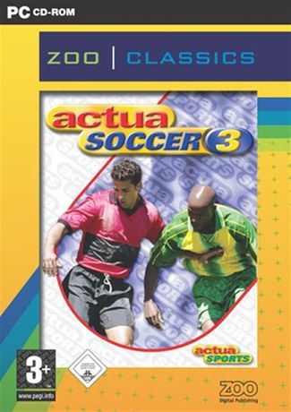 Jogo PC Actua Soccer 3