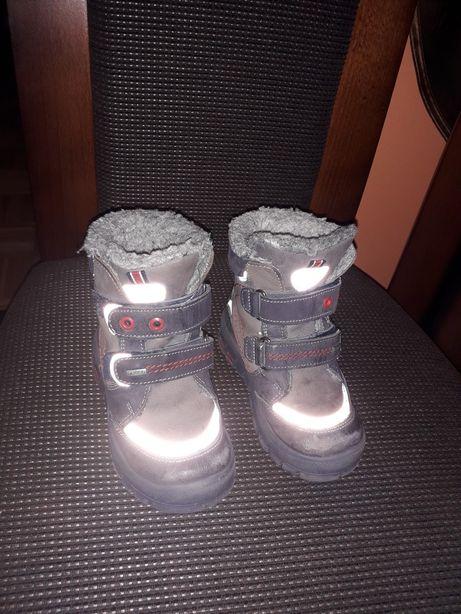 Buty zimowe dziecięce rozm. 23