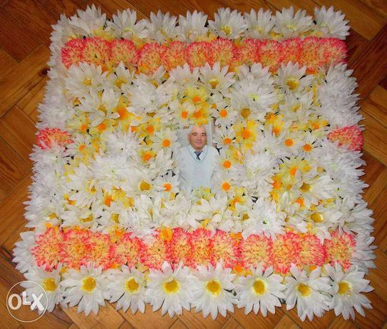 Personalizações com flores