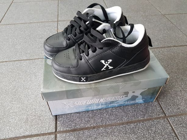 buty z ķółkami sidewalk 34