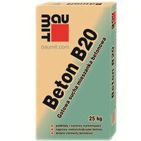 Zaprawa, jastrych betonowy BETON 20, BAUMIT 25kg