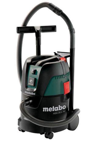 Metabo ASA 25 L PC Odkurzacz uniwersalny 1250W