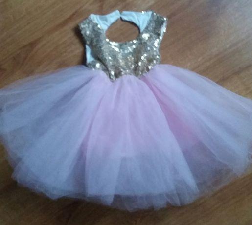 Святкове платтічко для дівчинки