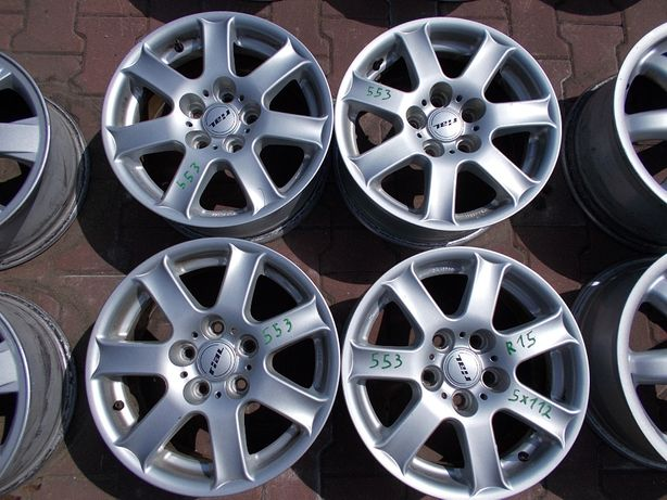 Felgi aluminiowe Rial 5x112 7Jx15 ET39 Nr.553