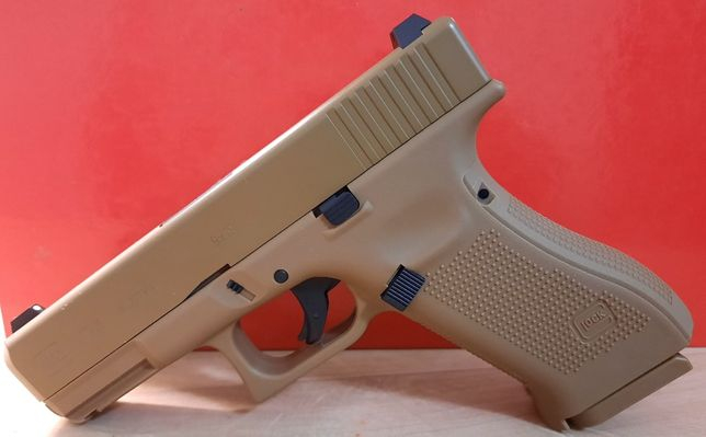 Pistola Glock 19X - Co2 - 4,5mm,(Não BlowBack)