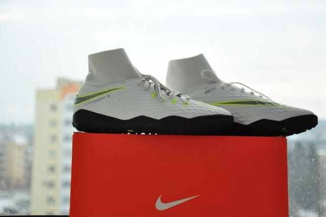 Сороконожки Nike HypervenomX