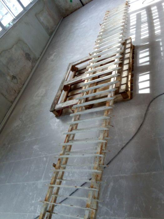 Grades de ferro Tomar (São João Baptista) E Santa Maria Dos Olivais - imagem 1