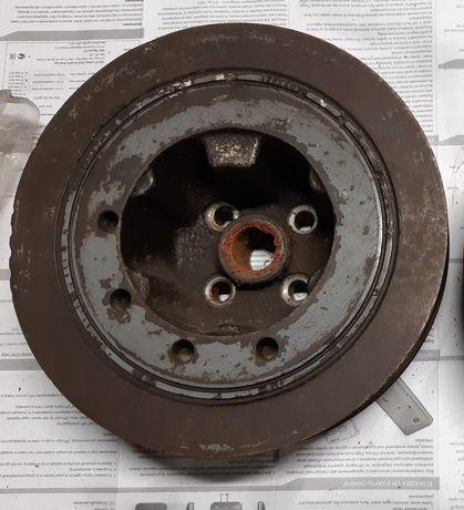 Демферный шкив коленвала ауди 80,90,100  VW passat,t4 5 цилиндров