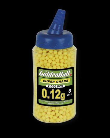 BB GOLDENBALL 2000 bolas 0.12 g