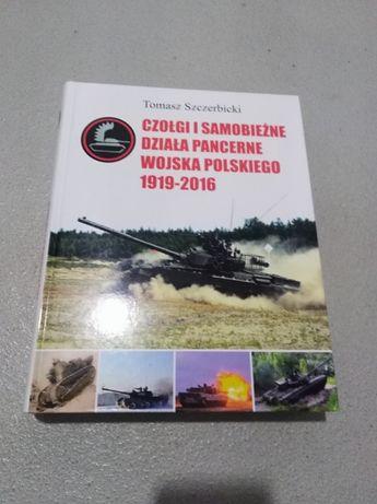 Czołgi i samobieżne działa pancerne Wojska Polskiego