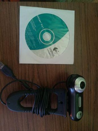 Webcam logitech quickCam 9.0.1