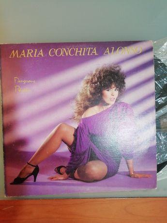 Maria Conchita Alonso - Dangerous Rhythm - Ritmo peligroso -Vinil