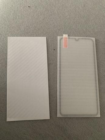 Szkło Huawei p30 plus Carbon na plecki