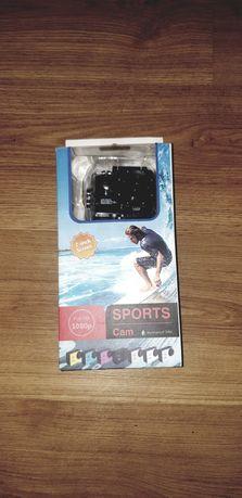 Kamera sportowa full HD 1080p !