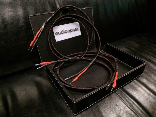 AudioQuest Rocket 33 kable głośnikowe konfekcja Trans Audio Hi-Fi