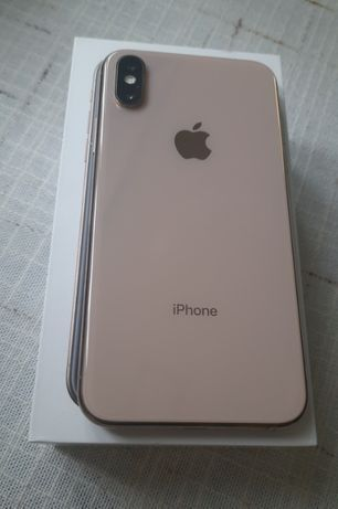 IPhone Xs 64 Gb Gold Neverlock