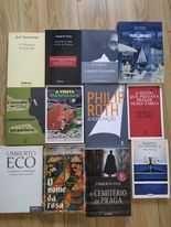 Livros em segunda mão