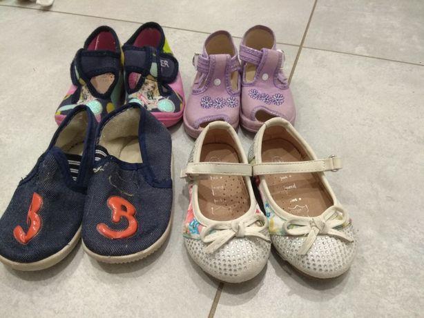 Buty dla dziewczynki 19-20