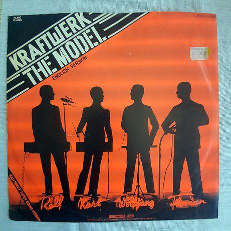 Kraftwerk-Das model, 10 cali,1982 b. rzadki, super stan!