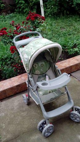 Продається літній дитячий візок.