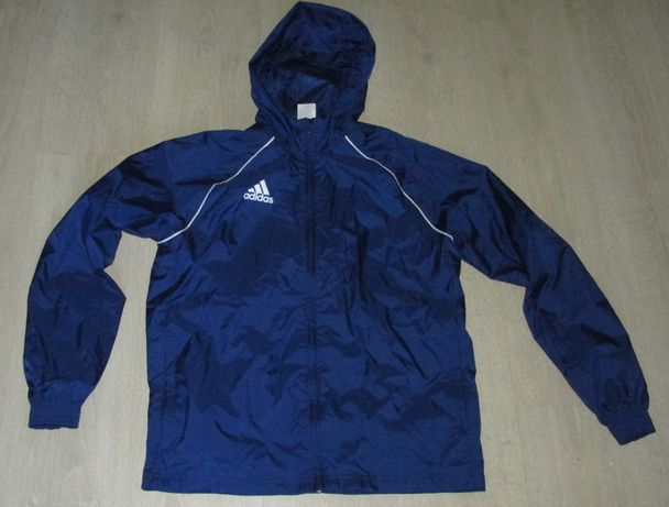 Продам фирменную куртку - ветровку Adidas на мальчика 13-14 лет Оригин