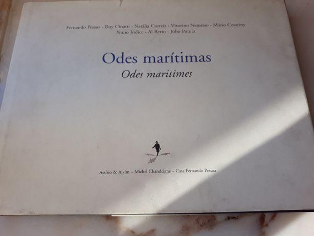Odes Marítimas - Edição Bilingue